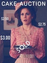 <h5>by Ardra Morse</h5><p>Cake Auction: Miss Thatcher&#039;s cake is SOLD!</p>
