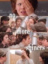 <h5>by Ardra Morse</h5><p>No more shiners</p>