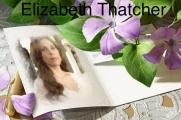 <h5>by Diana Sulahian</h5><p>Elizabeth Thatcher</p>