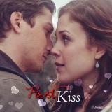 <h5>by Ardra Morse</h5><p>First Kiss</p>