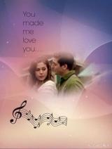 <h5>by Ruth Ann Kiger</h5><p>You made me love you</p>