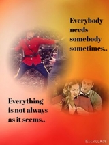 <h5>by Ruth Ann Kiger</h5><p>Everybody needs somebody sometimes... Everything is not always as it seems...</p>