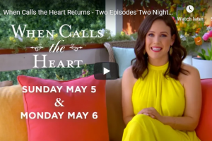 Erin Krakow announcement: the return of season 6 When Calls the